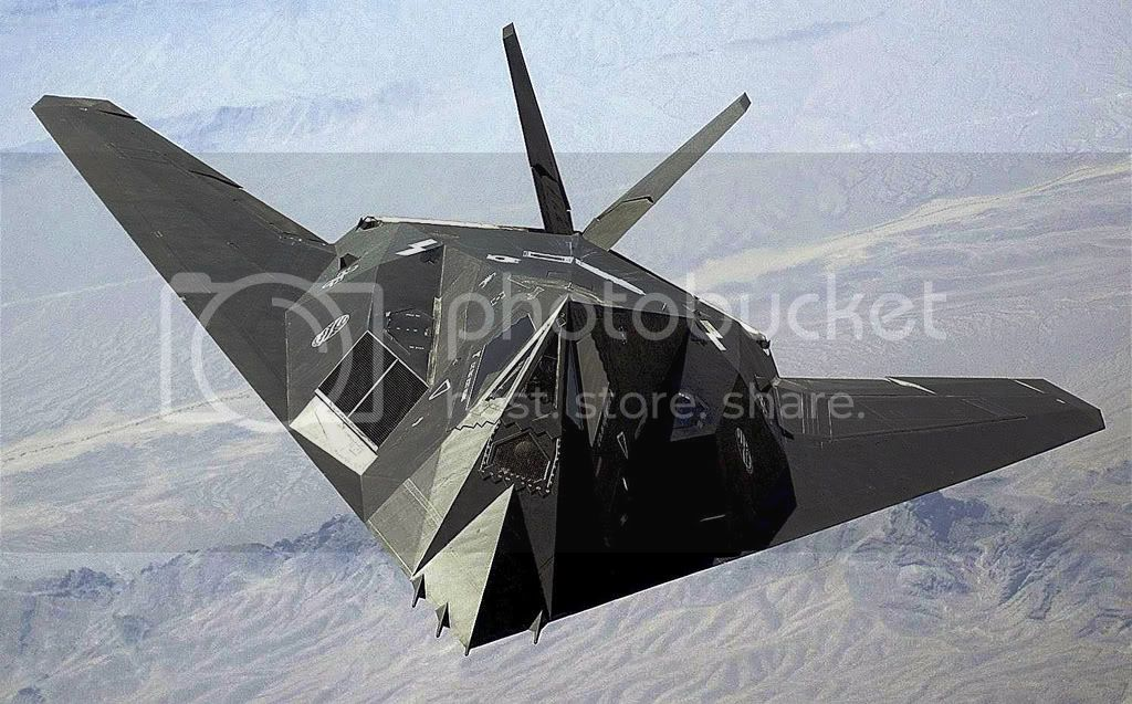 F-117 Nighthawk Pictures, Images and Photos